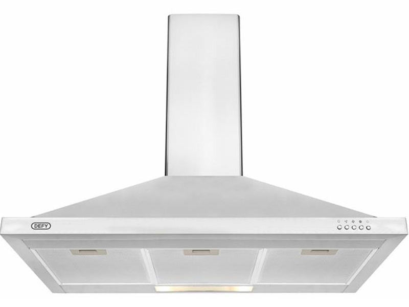 Defy DCH314  900 Chimney Extractor- Stainless Steel
