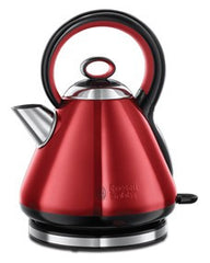 Russell Hobbs18258 1.7ℓ Red or Cream Legacy Kettle 856232