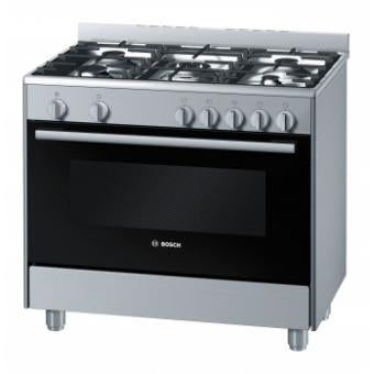 Bosch 90cm Freestanding Full Gas Cooker HSG734357Z