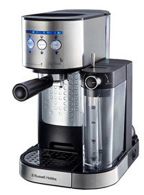 Russell Hobbs Rhcm46 Cafe Barista One Touch Coffee Maker