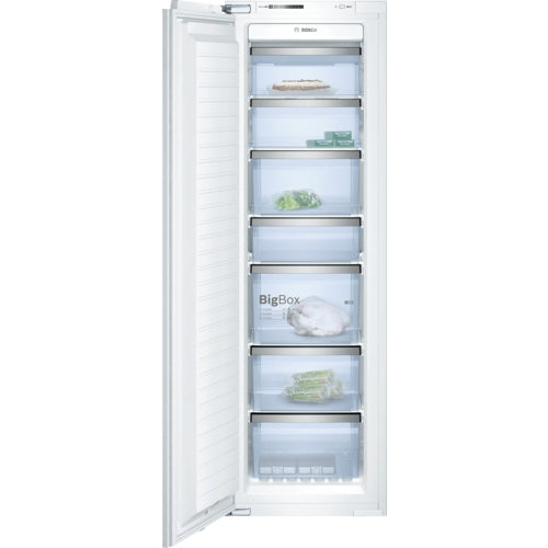 Bosch Serie | 8 GIN38P60 Integrated Freezer