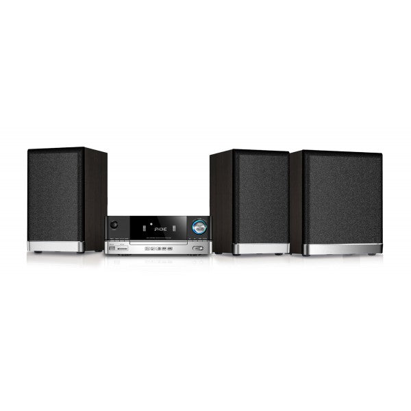 JVC 2.1 CHANNEL MICRO DVD HIFI WITH BLUETOOTH UX-DN721