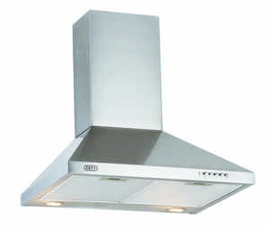 Defy 750 Premium Stainless Steel Chimney Extractor DCH 312