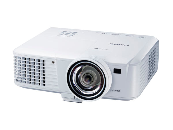 Canon LV-X310ST Short Throw Projector 0911C006AA
