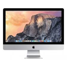 "APPLE IMAC 27"" 5K	RETINA, CORE I5 3.3GHZ/8GB/2TB FUSION"