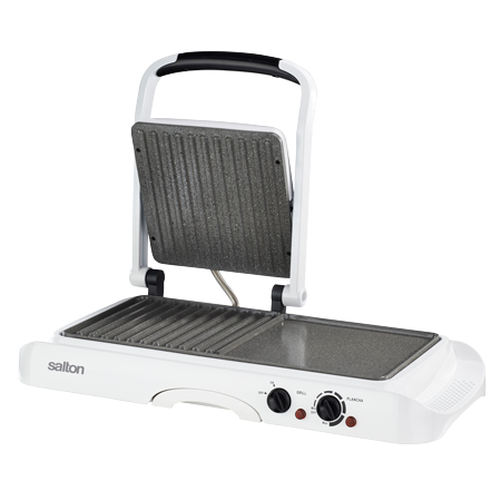 Salton SGG-01 Multi Grill And Griddle