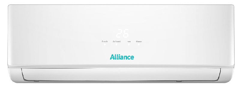 ALLIANCE  FOUS18 18 000 BTU   ALASKAN NON-INVERTER MIDWALL SPLIT UNITS -IN DOOR & OUT DOOR COMBO