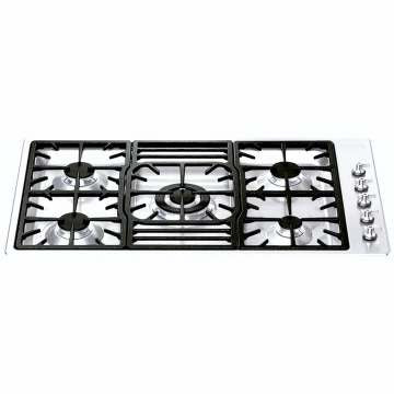 SMEG - 900MM STAINLESS STEEL HOB