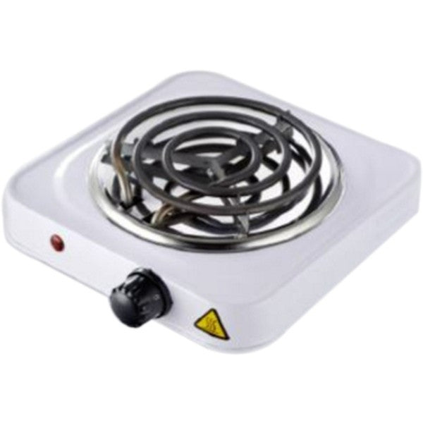 PINEWARE  - PSH0001  WHITE 1 SPIRAL HOT PLATE