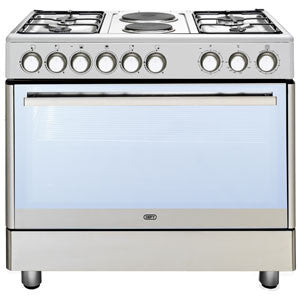 Defy DGS158 4 Burner Gas 2 Electric Stainless Steel Stove DISCONTINUED