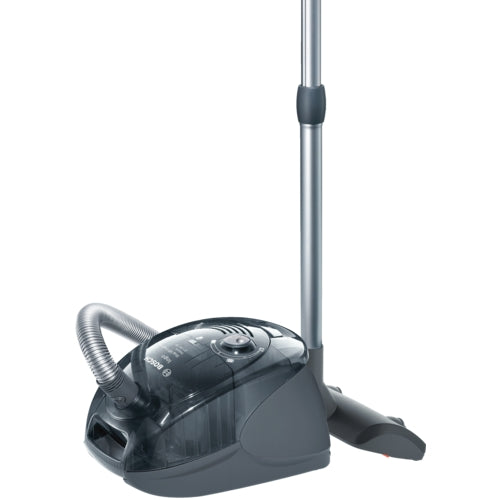 Bosch Canister vacuum cleaner bagged BSG62185 black