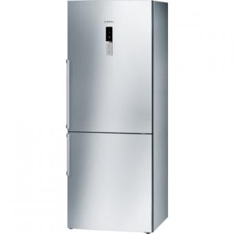 Bosch Fridge / Freezers Combo Metallic - KGN46AI11Z