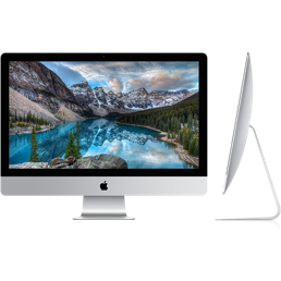 APPLE IMAC 27 5K RETINA QUAD-CORE I5 3.2GHZ 8GB 1TB AMD RADEON R9 M390 W 2GB