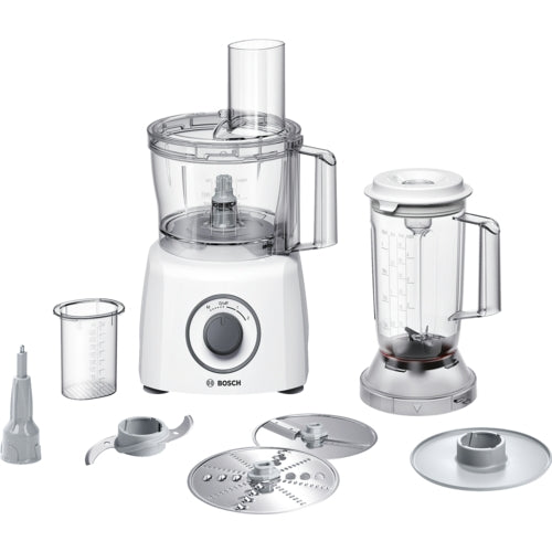Bosch MCM3200W Food Processor 800 Watt