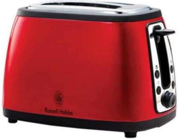 RUSSELL HOBBS 18260-SA HERITAGE RED TOASTER