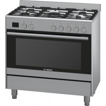 Bosch 90cm Freestanding Gas/Electric Cooker HSB737357Z