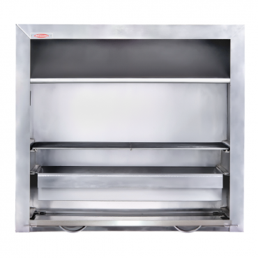 JETMASTER 700 STAINLESS STEEL - BUILT-IN BRAAI