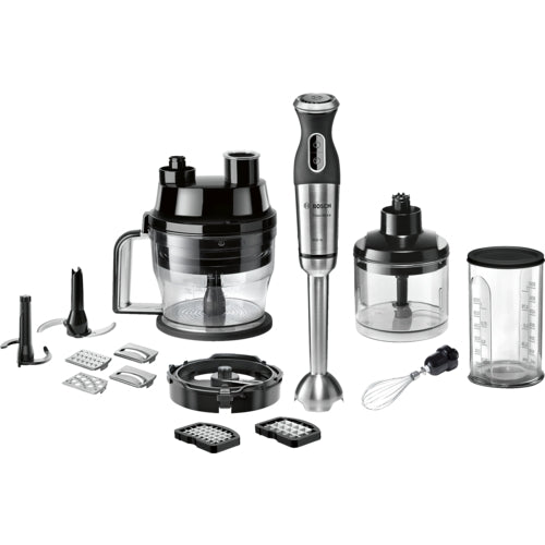 Bosch MSM881X2 Hand blender set Black / Brushed stainless steel