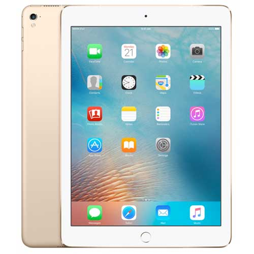 APPLE IPAD 128GB WIFI + CELLURAR GOLD – MPG52