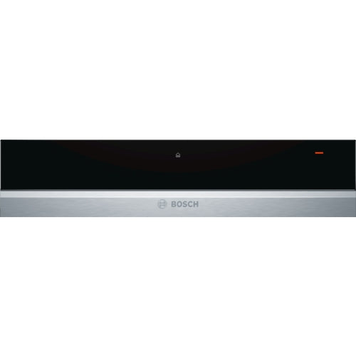 Bosch Serie | 8 Warming drawer BIC630NS1, Stainless steel