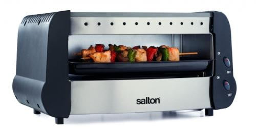 Salton SGT20 Compact Grill & Toaster