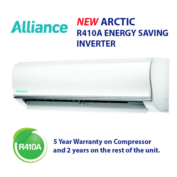 ALLIANCE Alliance FOUSI09 AIR CONDITIONERS, MIDWALL SPLIT