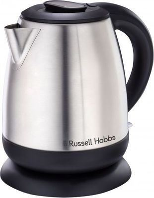 Russel Hobbs 1L mini stainless steel kettle
