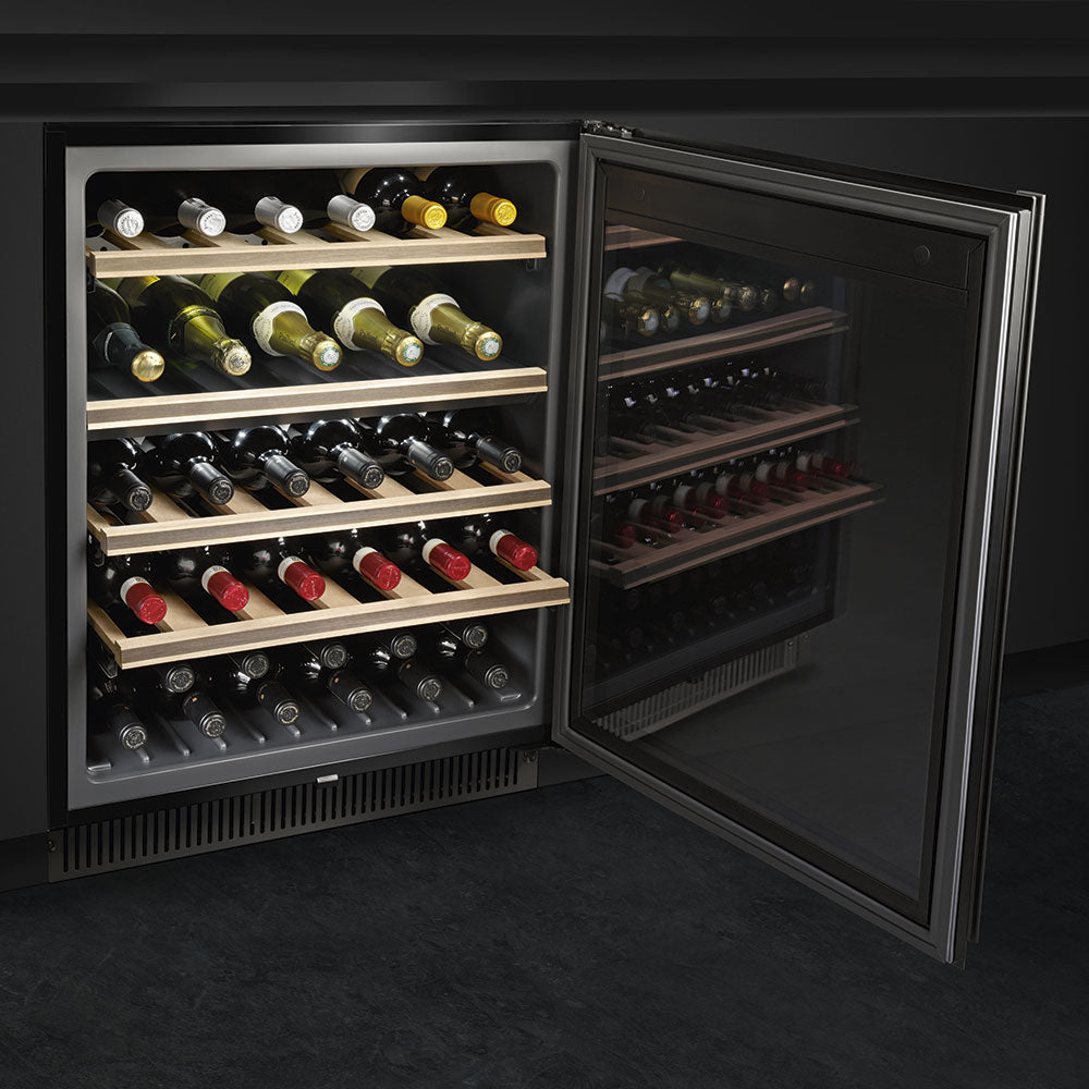 SMEG - 60cm Classic Integrated Undercounter Wine Cooler