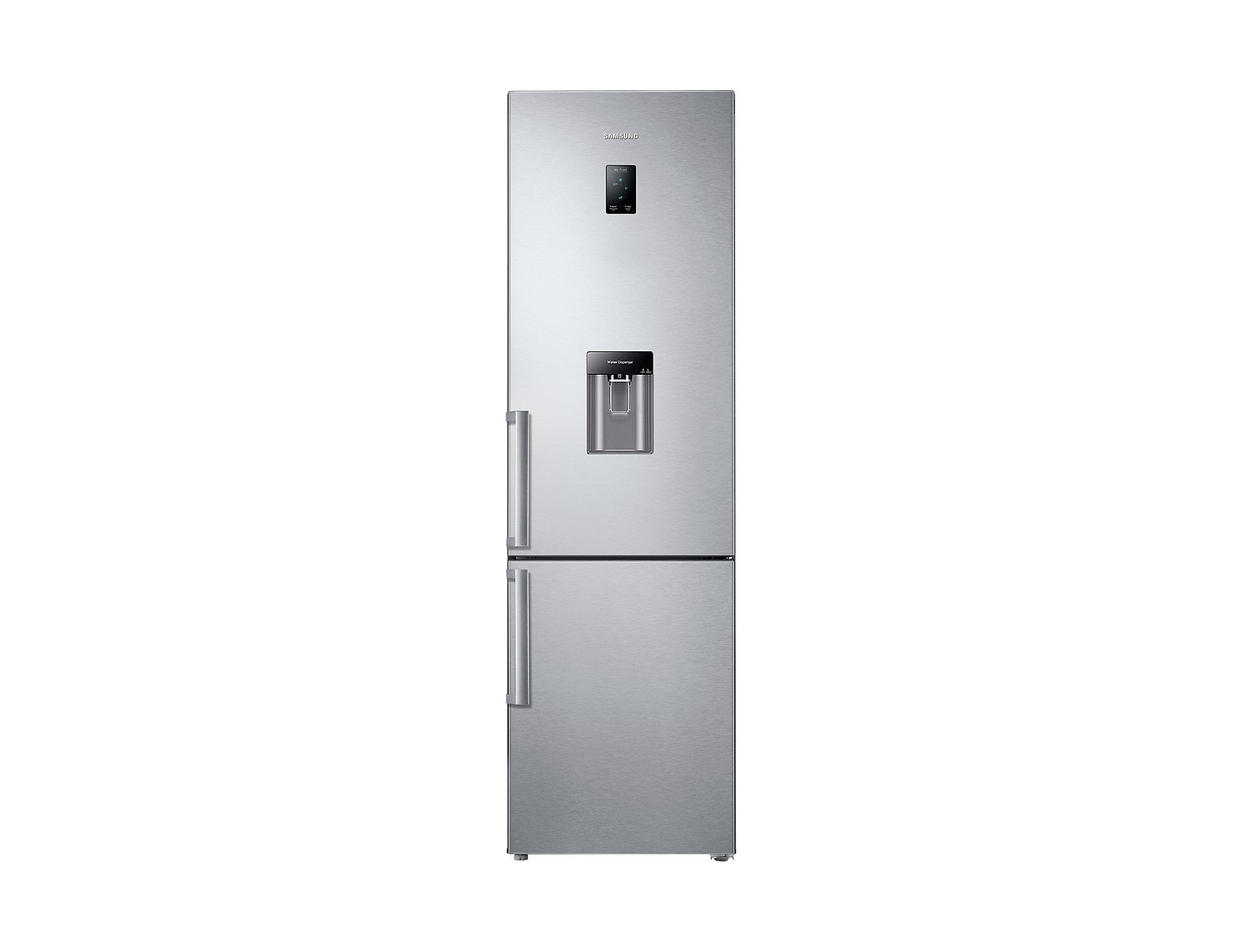SAMSUNG - RB37J5942SL 367L Fridge/Freezer Combo
