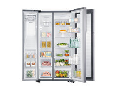 Samsung RH57H8231SA 615L Side By Side Fridge/Freezer
