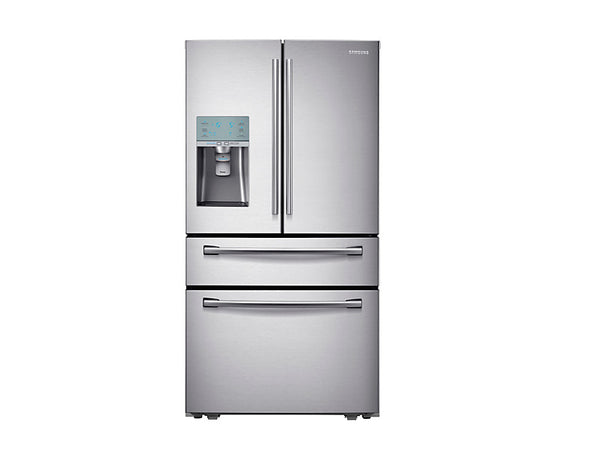Samsung RF31FMESBSL 623L French Door Fridge/Freezer Combo