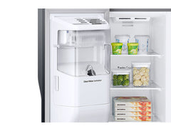 Samsung RS51K54F02A 510L Side By Side Fridge/Freezer