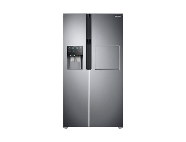 RS51K5680SL Side By Side Fridge with Auto Water & Ice Dispenser, 511 L RS51K5680SL/FA