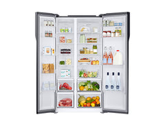 Samsung RS55K50A02A 536 Side By Side Fridge/Freezer