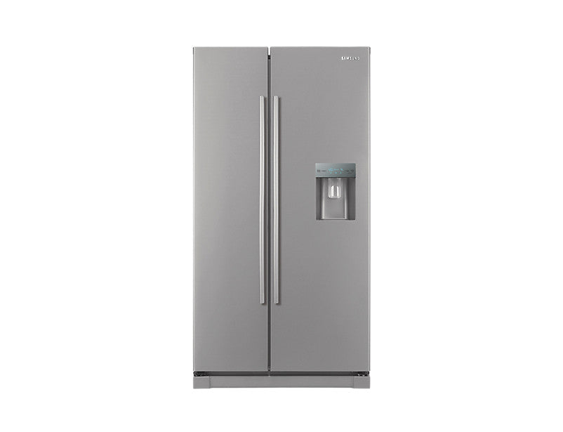 Samsung RSA1WHMG1 660L Side By Side Fridge/Freezer - Metal Graphite (Refillable Water Dispenser)