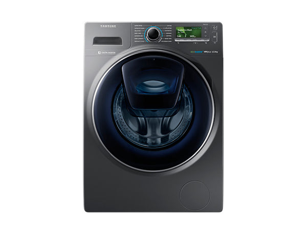 Samsung WW12K8412OX - 12kg Front Loader Washer