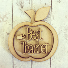 OL220 - MDF Teacher Apple