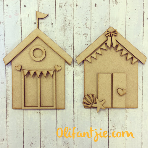 MDF Craft Kit - Olifantjie