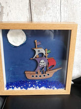 OL150 - MDF Pirate Ship