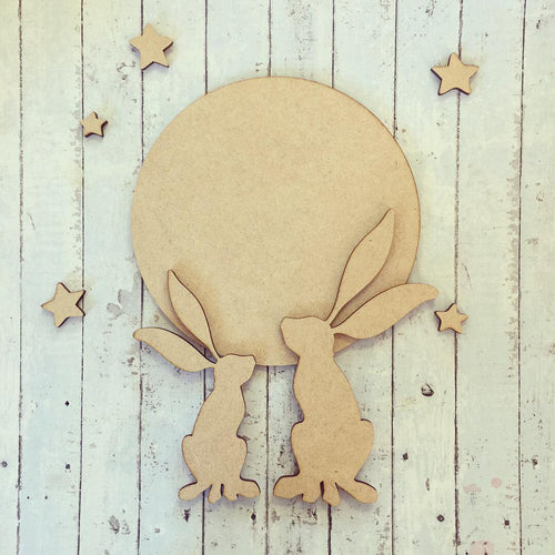 SJ053 - MDF Hare Moon Kit