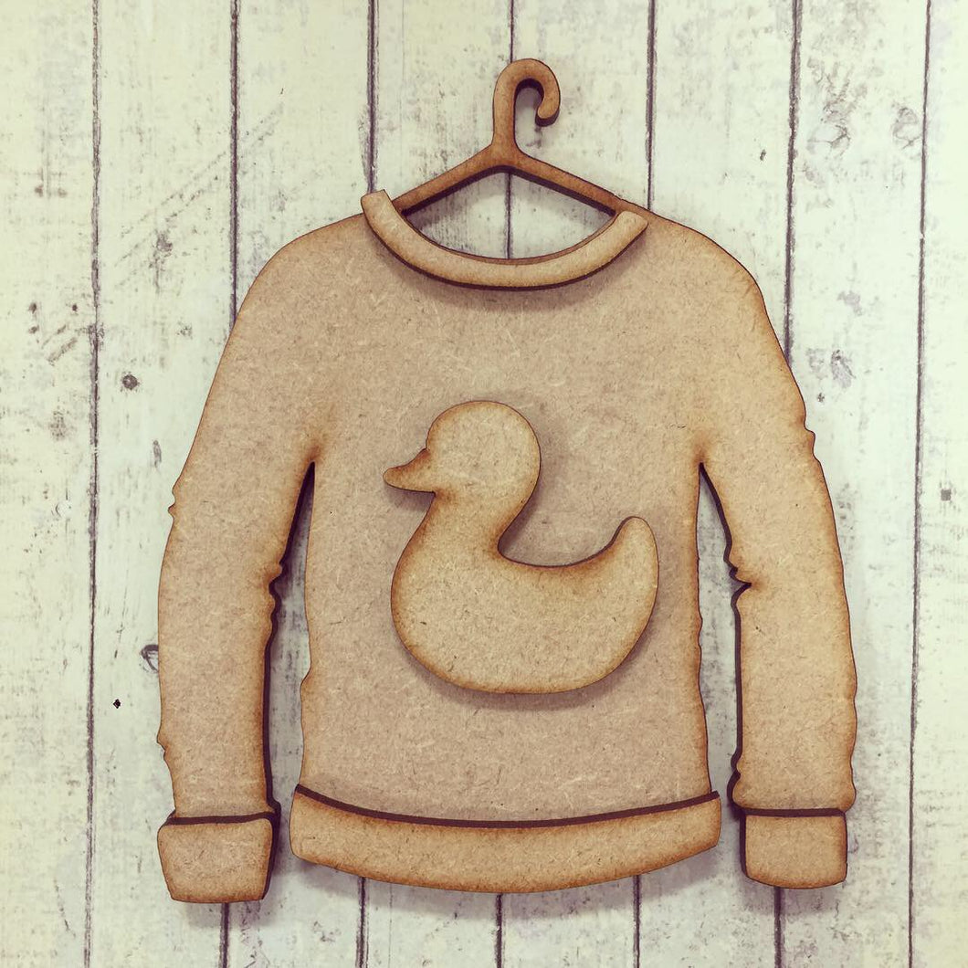 SJ131 - MDF Duck Jumper