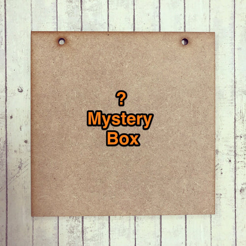 MB004 - MDF Mixed Christmas themed mystery Box - different price points