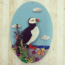 HC070 - Puffin Plaque
