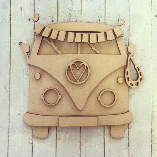 SJ030 - MDF Wedding Camper Van