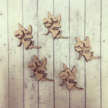 OL268 MDF Mini Fairies - Set of 5