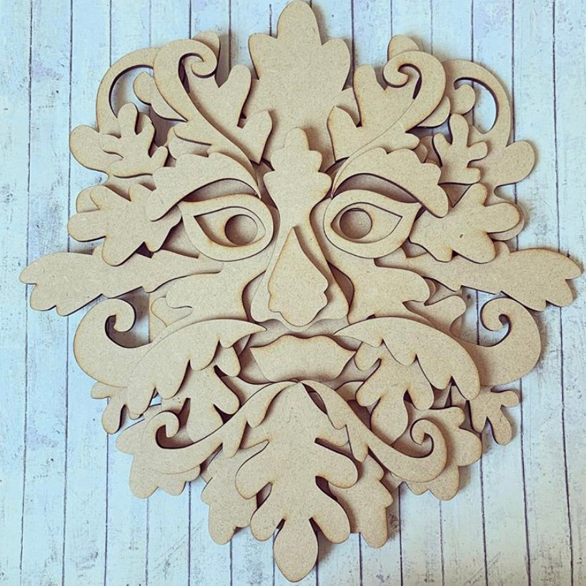 HC058 - MDF Greenman - 3 Kits