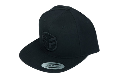 Federal Embroidered Logo snapback cap