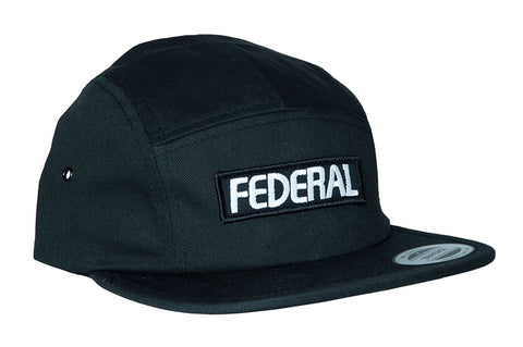 Federal Patch logo 5 panel cap