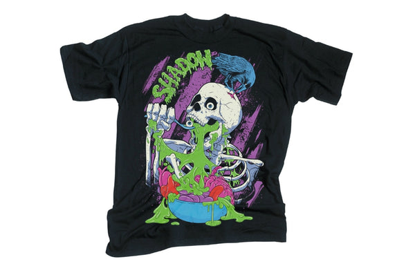 Shadow Bone appetite t-shirt