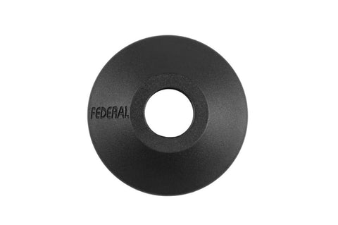 Federal Alloy hubguard with plastic sleeve Black 14mm